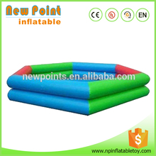 2014 china 0.9mm pvc high quality giant inflatable swimming pool for hot summer