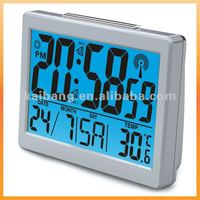 Funk Wecker ABS Radio Controlled Alarm Clock