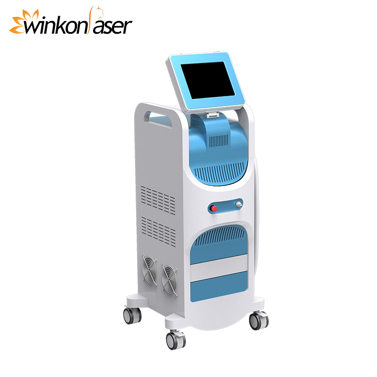 ipl diode laser hair removal machine price / diode laser soprano hair removal machine / permanent hair removal for women