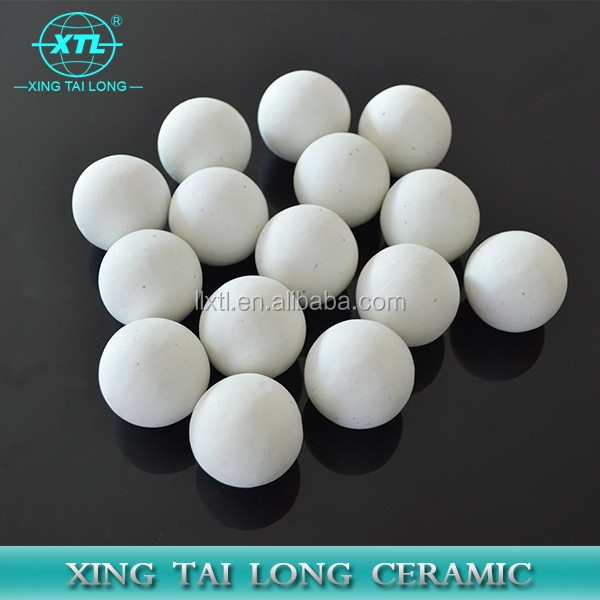 Wear resistant zirconia ceramic grinding ball