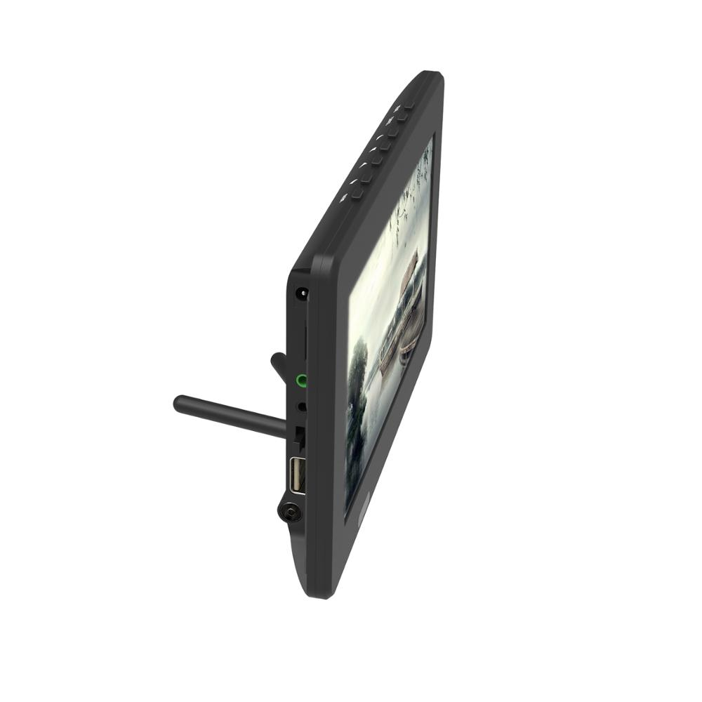 7 Inch <strong>1080P</strong> For Home Led Tv DVBT2 TV Analog TV