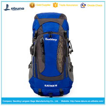 New style mountaineer backpacks durable hiking backpack 75l
