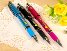 G-1153 PDA cell phone rubber touch high quality gel ink pen