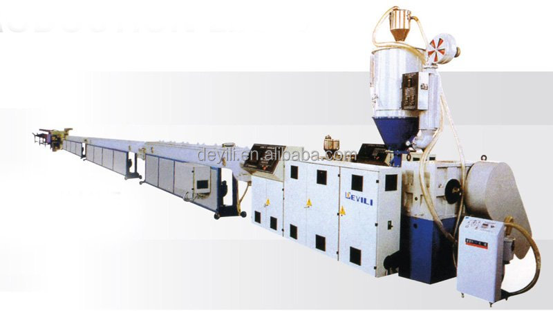 Plastic PPR Pipe Extrusion Making Machine/Production Line