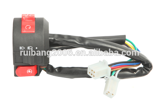 LEFT SIDE CONTROL SWITCH 50CC 70CDC 90CC 110CC 125CC 150CC ATV Switch