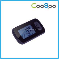 CooSpo Precise Pedometer For Step, Calorie, Distance counter