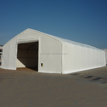 Heavy duty prefab houses, steel fabric tent, storage building