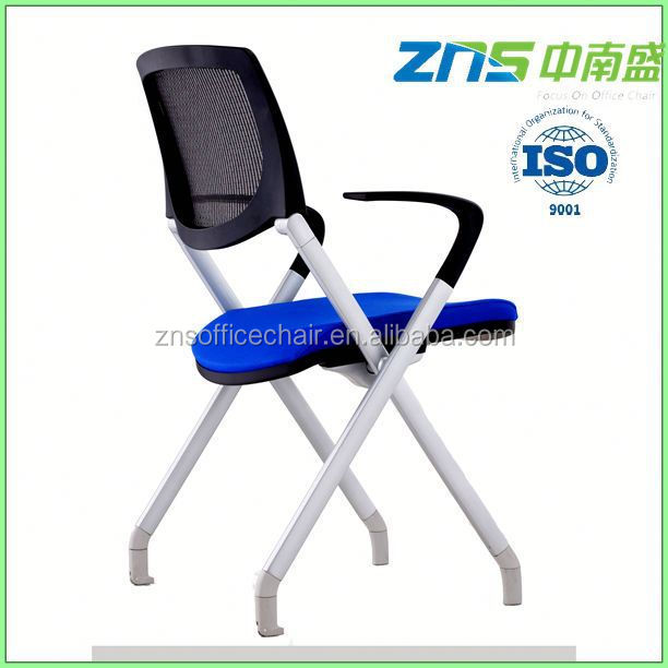 893XAH back rotating double folding chair