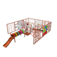 kids play ground indoor game rope park