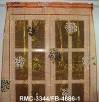 Silk Embroidery camouflage fabric