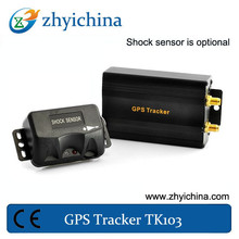 alibaba express.com Configurable via COTA, SMS command, and PC software Data logging vehicle / car / truck tracker TK103