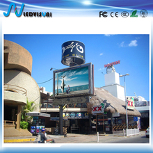 P16 outdoor full color video led panel advertising led display