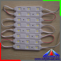 CE/Rohs DC12V 0.72W Waterproof 3 Chips 5050 LED SMD Module