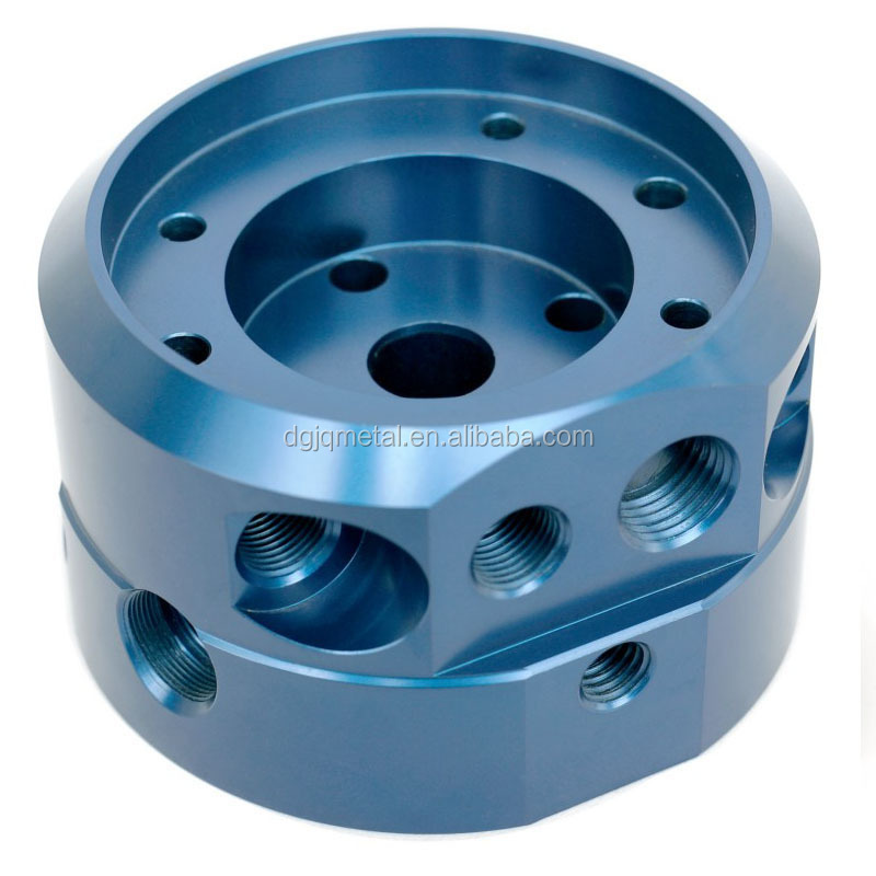 Made in China OEM Precision anodize Aluminum CNC machining metal car <strong>part</strong>/rich experience CNC Machinist engineer