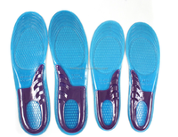 Hot Selling Sport Silicone Insoles/ Massage Gel Insole/ Gel Shoes Insole HA00107