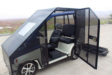 M 3 seats 4 wheel drive electric golf cart,electric cars for golf ball pick up