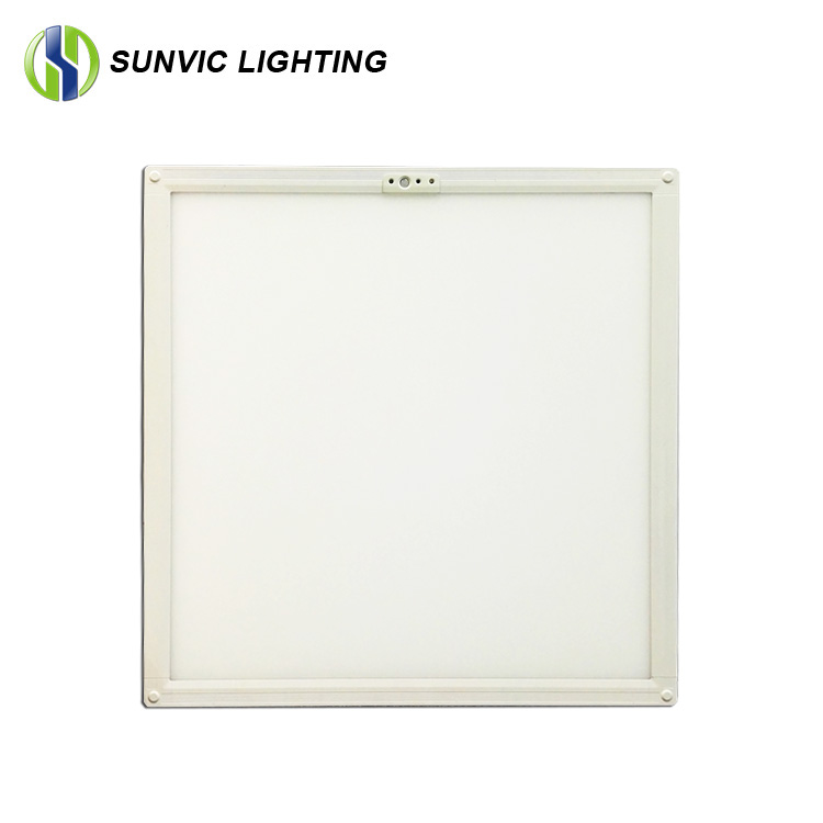40w downlight 220v 0-10v motion sensor 2x2 retrofit kits 2ft x 2ft 2 x 2 <strong>flat</strong> led panel light