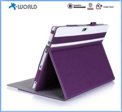 Shenzhen Factory Portfolio-style Stand Cover Case for Microsoft Surface Pro 4 Tablet
