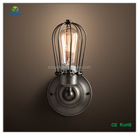 Home Decorative Loft American Style ST64 Edison Bulb Wall Mounted Lamp from China Supplyer