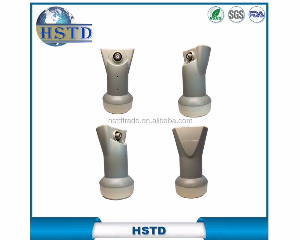 universal lnb ku band,high gain new quad ku band lnb support HD digital with factory price