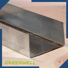 Mild steel with HDG finish u shaped hat channel