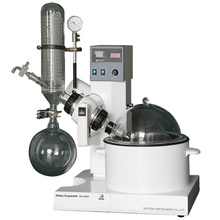 China Laboratory 10L Rotary Evaporator With Chiller And Heater