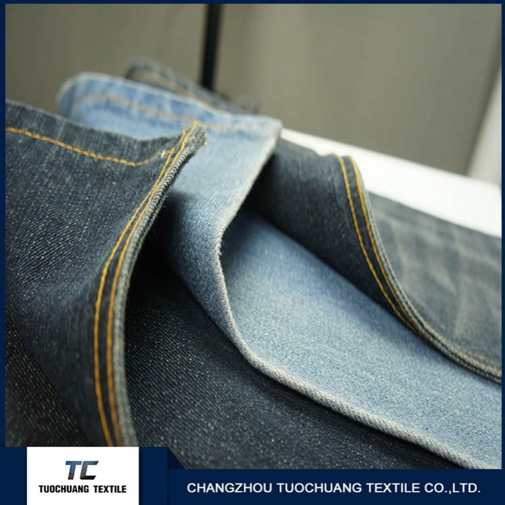 be used for Bag,Dress,Garment,Home,Textile,Jean,Toy,Other twill dyed fabric cotton poly spandex