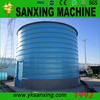 SANXING SPIRAL STEEL STORAGE AND SILO ROLL FORMING MACHINE