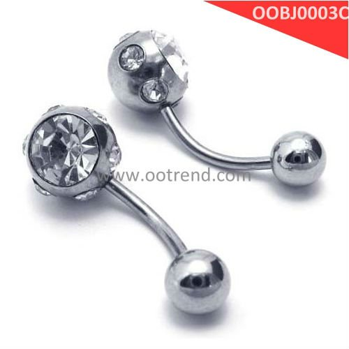 Body Jewelry,surgical stainless steel 316L earring body piercing
