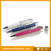 promotional gifts business pen style 16gb usb pen drive
