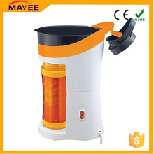 Customized Color Single Cup Coffee Maker Mini Portable Espresso Coffee Maker for Home Appliance