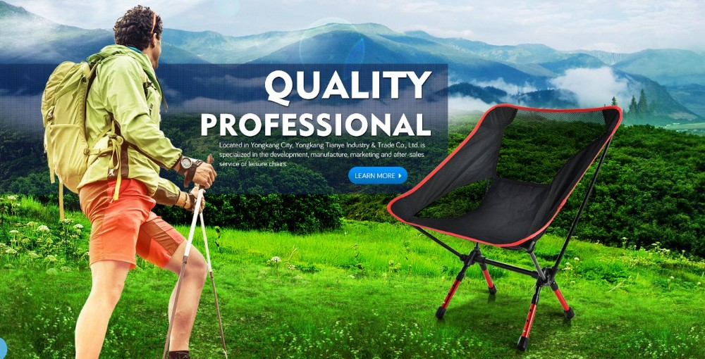 Moon Lence Outdoor Ultralight Portable Folding Chairs with Carry Bag Heavy Lightweight chair