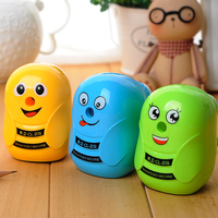 CHANGLI cute bee plastic mechanical pencil sharpener