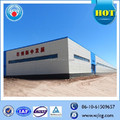 Industrial factory used prefabricated warehouse