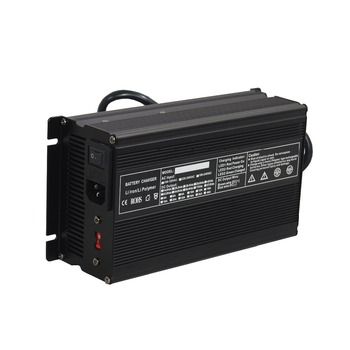 10~50Ah 36v Intelligent Lead acid Battery Charger for Vacuum Cleaner