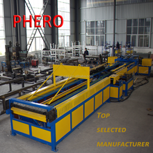Easy performance hvac air duct fabrication auto line machine 5