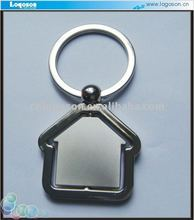 2013 promotional metal house key chains