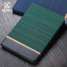 2018 made in china hot popular button protective design tablet simple pu leather tablet smart magnetic cover case for mipad3