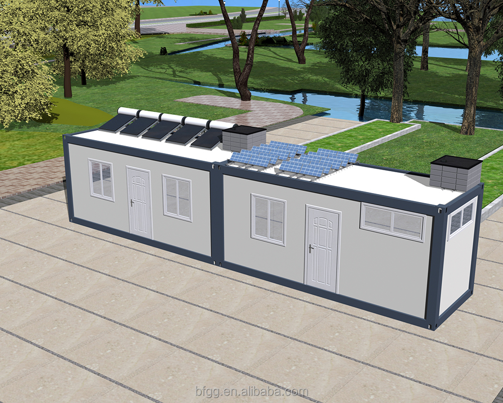 Easy assembly Flexible move container houses/shelter with high quality