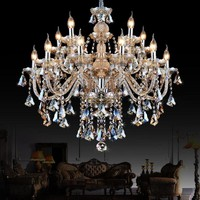 Large Chandelier Lighting Top k9 crystal chandeliers bedroom lamp dining room crystal lamp chandelier light