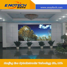 Alibaba Austrilia P2/p5/p6 chroma unifomity indoor full color led display screen for Brick lights