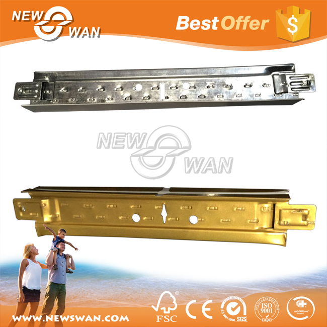 gypsum board ceiling accessories / t bar suspended ceiling grid