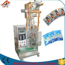 Professional factory supply hotel sachet shower gel/ body wash/ bath cream packing machine