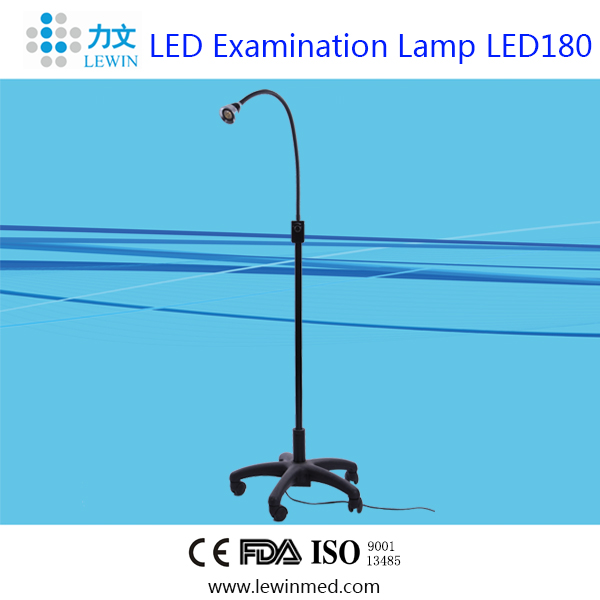 deep lighting and perfect shadowless effect exam lamp from factory