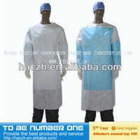 Disposable medical scrub suits, pajama, patient gown