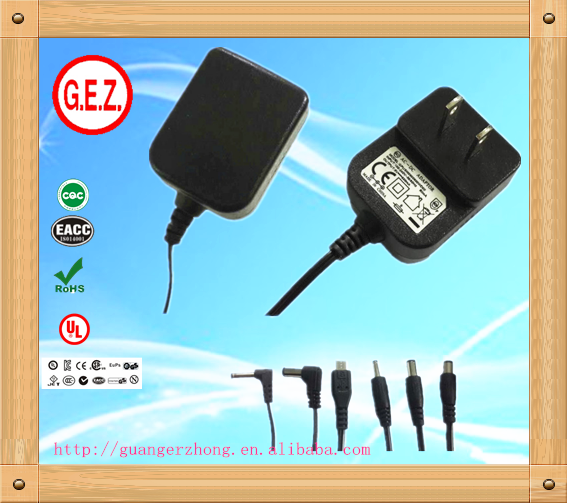 mobile phone 5v 200ma dc adapter