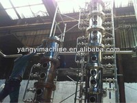 Whisky distillation equipment alcohol distiller for sale