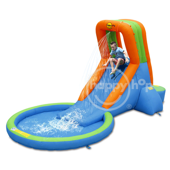 Happyhop 2016 New Design-9042S Water Slide Pool