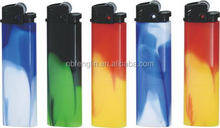Logo print OEM safe butane barbecue lighter china factory