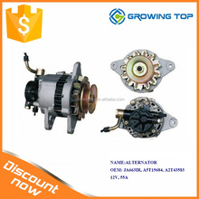 Mitsubishi 12V Small Alternator JA6631R, A5T15684, A2T43583